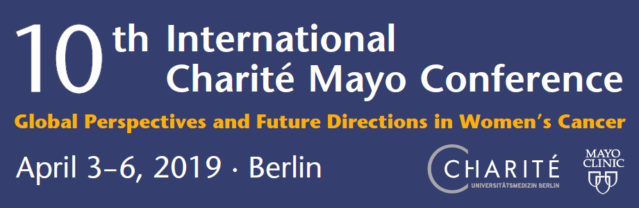 Charité-Mayo-Conference 2019 - Berlin